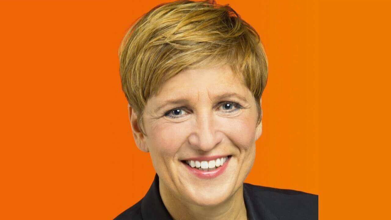 Geislingen - Nicole Razavi zur Niederlegung ihres