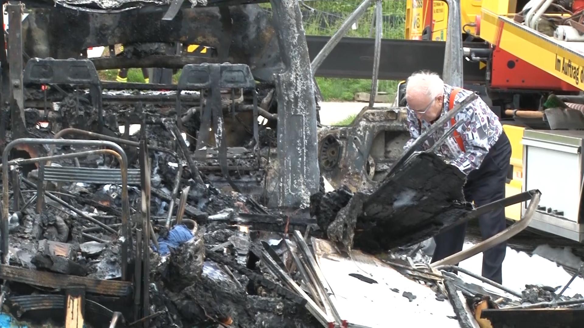 """Wohnmobil von """"Bares für Rares""""-Star brennt aus!"""